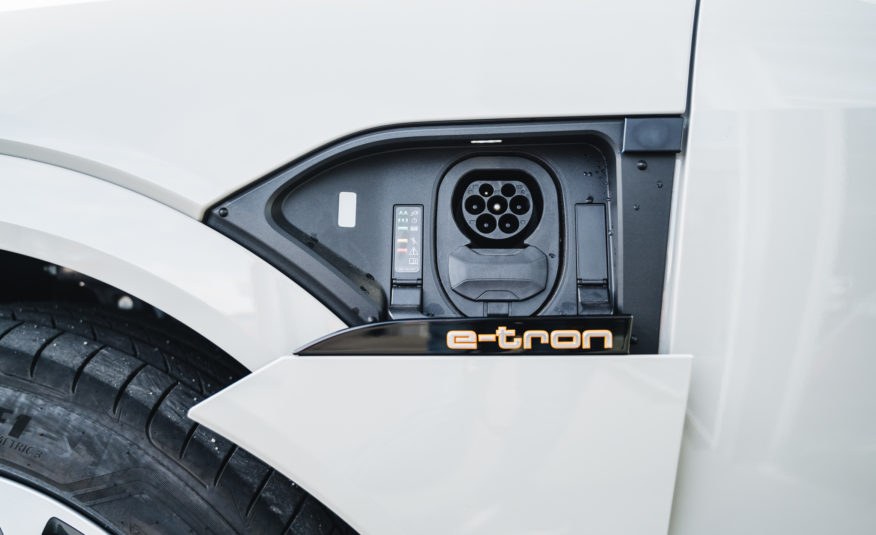 e-tron 55 quattro advanced – Bej Siam metalizat