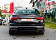 A4 Advanced 35 TFSI Negru Mythos metalizat